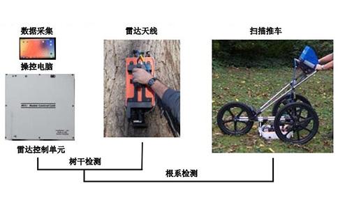 TRU树木雷达检测系统