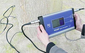 PiCUS-3弹性波树木断层画像诊断仪