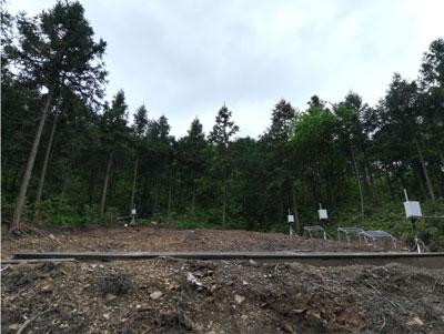 点将科技助力森林水文过程研究