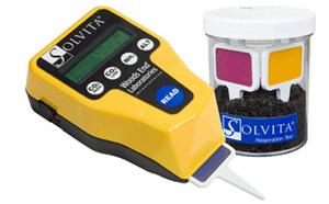 Solvita便携式堆肥腐熟度快速测定仪