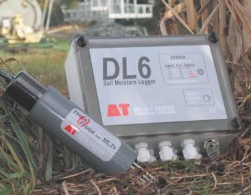 DL6土壤水分监测系统