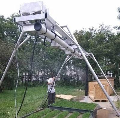 RS-6人工降雨模拟器