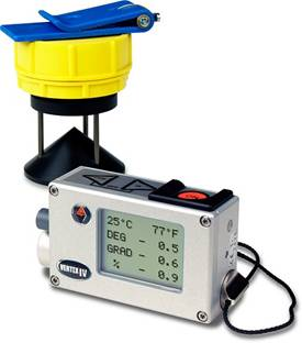 Vertex IV超声波树木测高测距仪