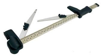 Mantax黑色测径仪