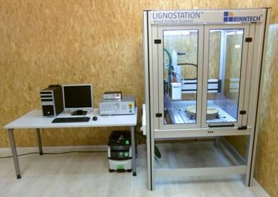LignoStation年轮分析工作站
