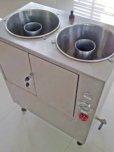 DJ-RWC自动洗根机