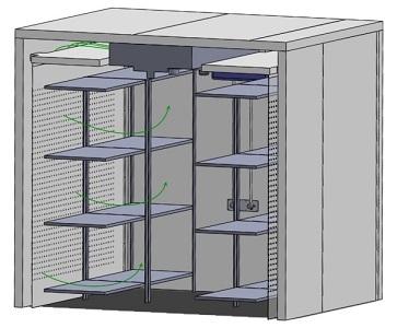 FytoScope FS-SI步入式植物生长箱