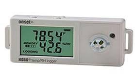 HOBO UX100系列温度/湿度/热电偶记录仪