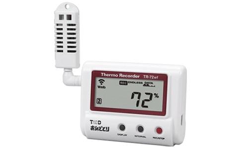 TR-72wf无线局域网温湿度记录仪