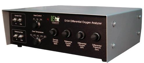 S104差分氧气分析仪