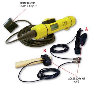 SM-5A外置传感器声纳测深仪