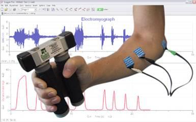 HE1LP人体电生理测量系统