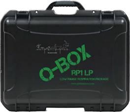 Q-Box RP1LP低量程动物呼吸作用测量系统