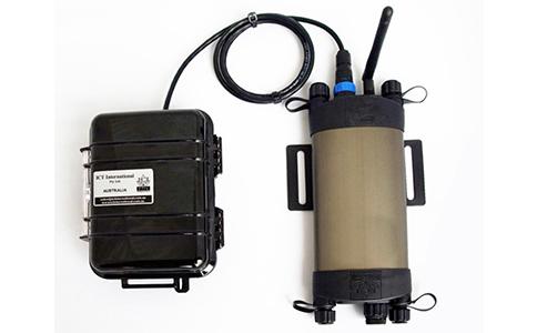 SDI-12 数据采集器