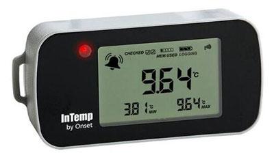 CX403疫苗冷链级蓝牙低功耗室温记录仪