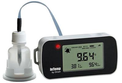 CX402-T205疫苗冷链级蓝牙低功耗室温记录仪