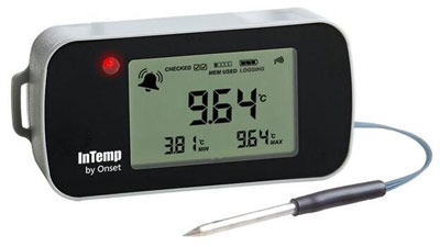 CX402-T4M疫苗冷链级蓝牙低功耗室温记录仪