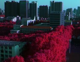 点将科技无人机光谱测量系统在中国地质大学(武汉)顺利完成验收