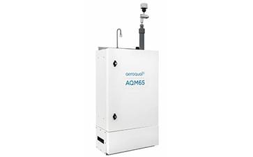 AQM65大气颗粒物监测站建功-桐庐率先实现乡村PM2.5监测全覆盖