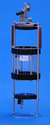 KC Ruttner标准水体采样器(1.7升)
