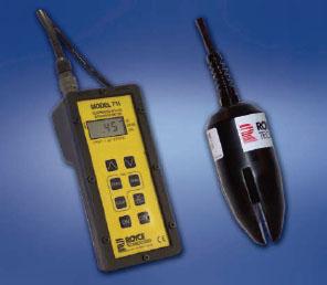711型便携式悬浮物/界面分析仪