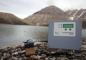 藻类在线检测器