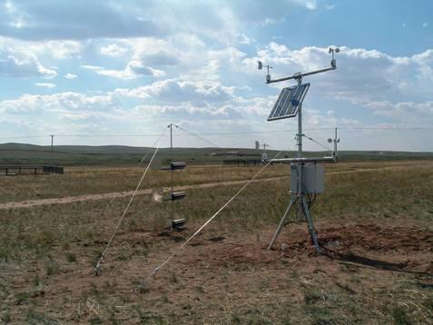 WE1000风蚀监测系统