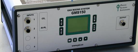 GMS 150气体混合器