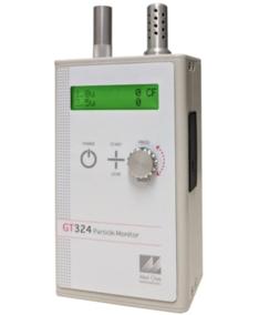 GT-324手持式四通道粒子计数器