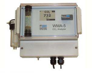 WMA-5 CO2气体监测仪