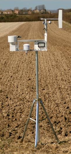 WS-GP1小型自动气象站