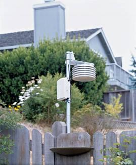 6382无线温湿度监测站