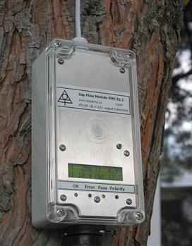 植物茎流测量系统
