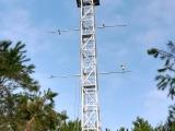 梯度气象、开路涡动观测系统完成部署