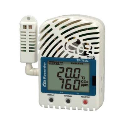 TR-76Ui空气温湿度二氧化碳记录仪
