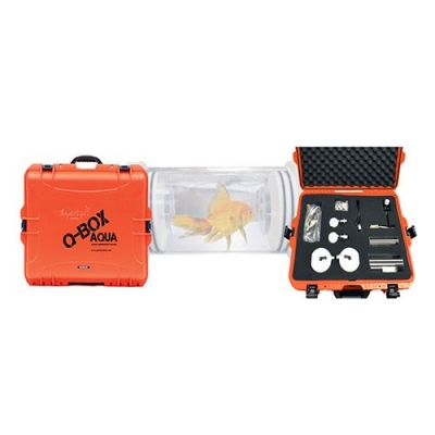 Q-Box AQUARESP水生生物呼吸代谢测量系统