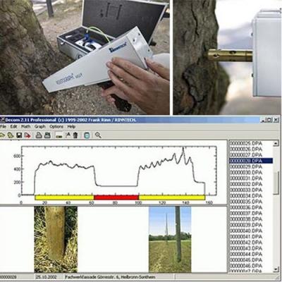 RESISTOGRAPH R650-SC 树木针测仪