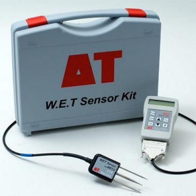 WET-2土壤水分温度电导率速测仪