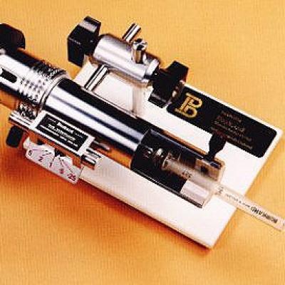 Burkard手动微量点滴仪