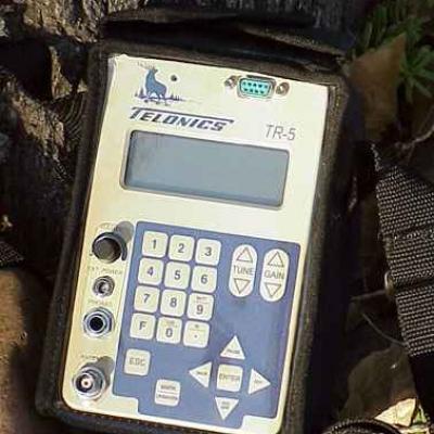 TR-5动物跟踪系统
