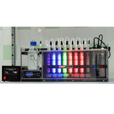 MC1000 8通道藻类培养与监测系统