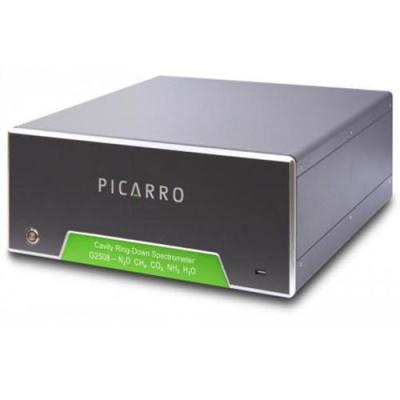 G2508 高精度N2O/CH4/CO2/NH3/H2O气体浓度分析仪