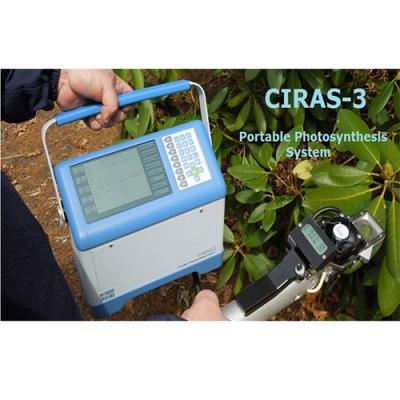 CIRAS-3便携式光合作用测定系统(含荧光模块)