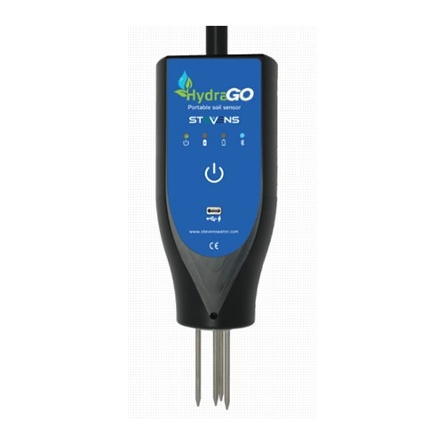 HydraGo便携式土壤水分温度电导率介电常数速测仪