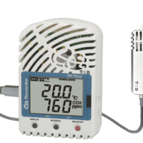 TR-76Ui-H高精度空气温湿度二氧化碳记录仪