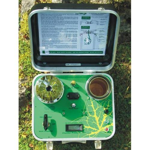 SKPM1400数显式植物压力室