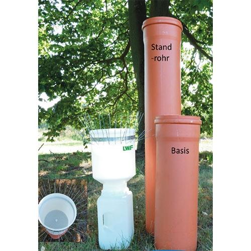LWF降水收集器