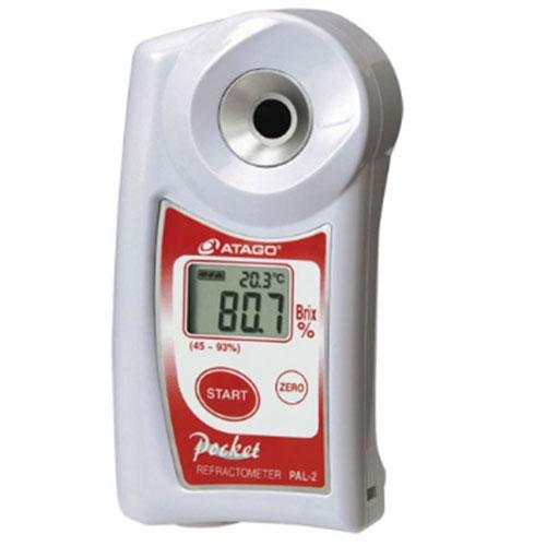 PAL-2 便携式数显折射仪(高糖度)